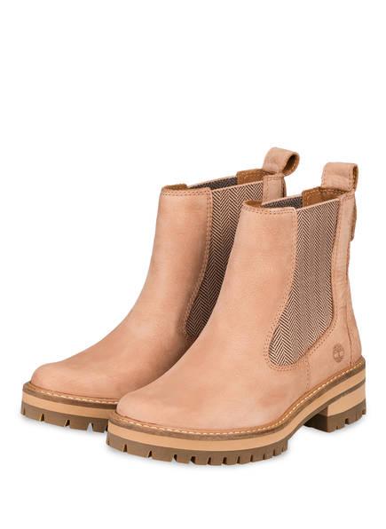 Timberland Chelsea-Boots COURMAYEUR VALLEY, Farbe: HELLBRAUN (Bild 1)