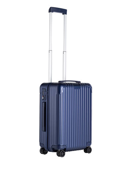 RIMOWA ESSENTIAL Cabin Multiwheel® Trolley, Farbe: BLAU MATT  (Bild 1)