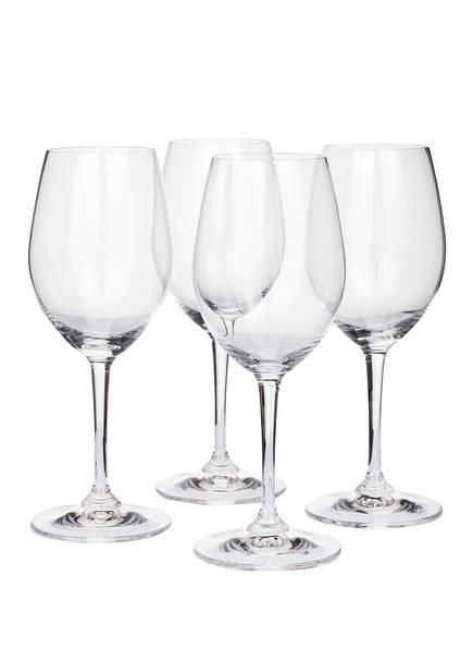 RIEDEL 4er-Set Weingläser VIVANT WHITE WINE, Farbe: TRANSPARENT (Bild 1)