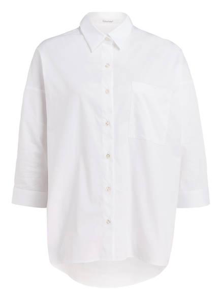 Soluzione Oversized-Bluse, Farbe: WEISS (Bild 1)