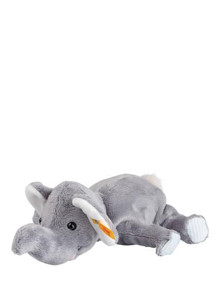 Steiff Elefanten-Plüschtier TRAMPILI , Farbe: GRAU (Bild 1)