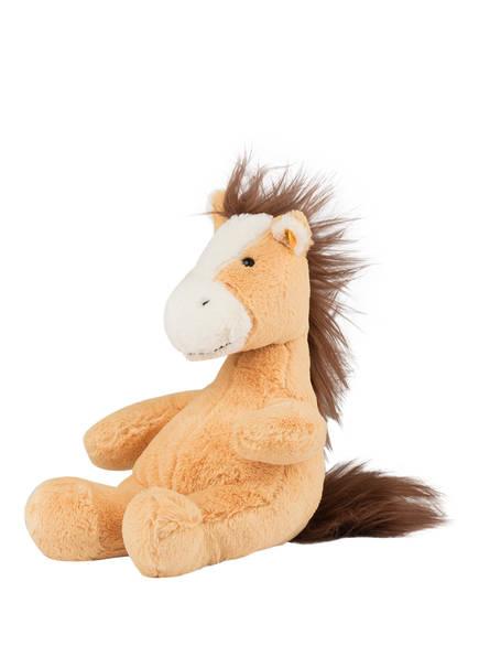 Steiff Pferde-Kuscheltier HIPPITY , Farbe: HELLBRAUN (Bild 1)