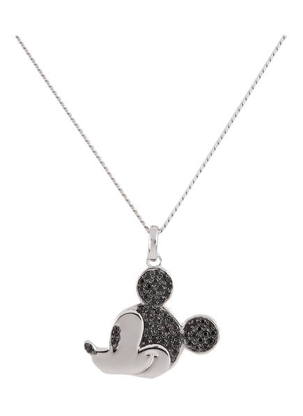 SO COSI Kette MOUSE OF THE DAY, Farbe: SILBER (Bild 1)