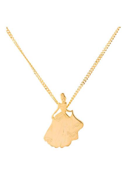 SO COSI Kette CONFIDENT CINDERELLA, Farbe: GOLD (Bild 1)