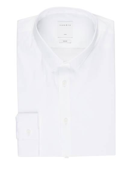 sandro Hemd Slim Fit, Farbe: WEISS (Bild 1)