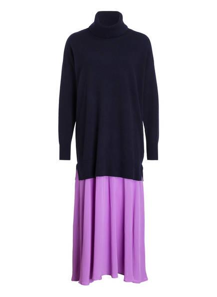 sandro Kleid , Farbe: NAVY/ LILA (Bild 1)