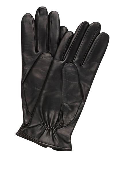 ROECKL Lederhandschuhe, Farbe: SCHWARZ (Bild 1)