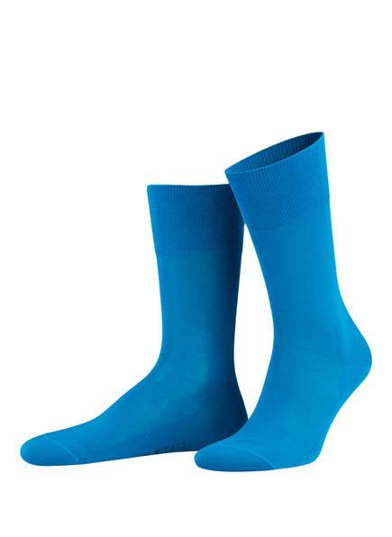 FALKE Socken TIAGO, Farbe: 6830 TURQUISE (Bild 1)