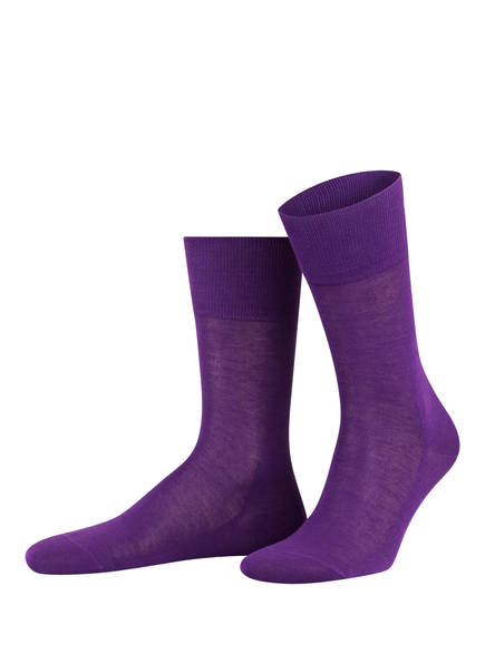 FALKE Socken TIAGO, Farbe: 6860 PETUNIA (Bild 1)