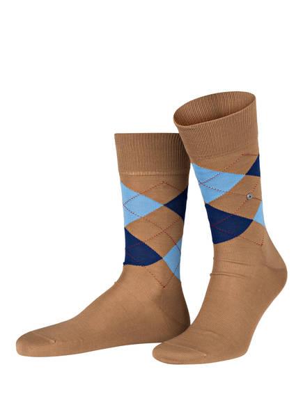 Burlington Socken MANCHESTER, Farbe: 5066 ROSEWOOD (Bild 1)