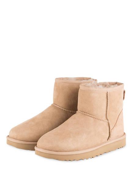 UGG Boots CLASSIC MINI II, Farbe: ROSÉ (Bild 1)