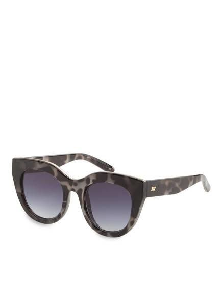 Le Specs Sonnenbrille AIR HEART, Farbe: SCHWARZ BEIGE/ LILA (Bild 1)