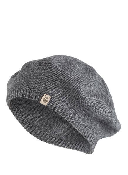ROECKL Baskenmütze, Farbe: GRAU MELIERT (Bild 1)