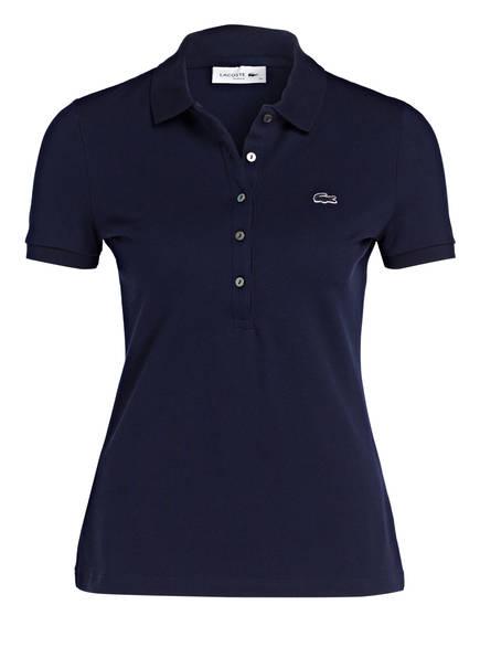 LACOSTE Piqué-Poloshirt, Farbe: NAVY (Bild 1)