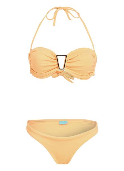 MELISSA ODABASH Bandeau-Bikini BARCELONA, Farbe: MANGO (Bild 1)