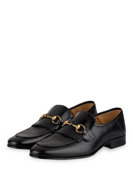 GUCCI Loafer, Farbe: SCHWARZ (Bild 1)