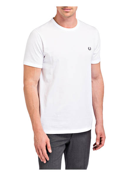 Perry Fred Fred Weiss Perry shirt T REFpxxwq5
