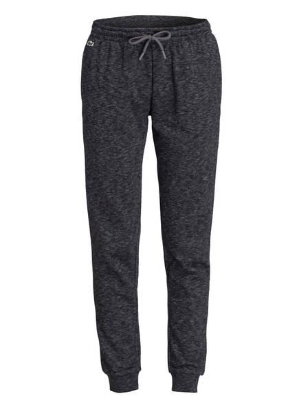 LACOSTE Sweatpants, Farbe: DUNKELGRAU MELIERT (Bild 1)