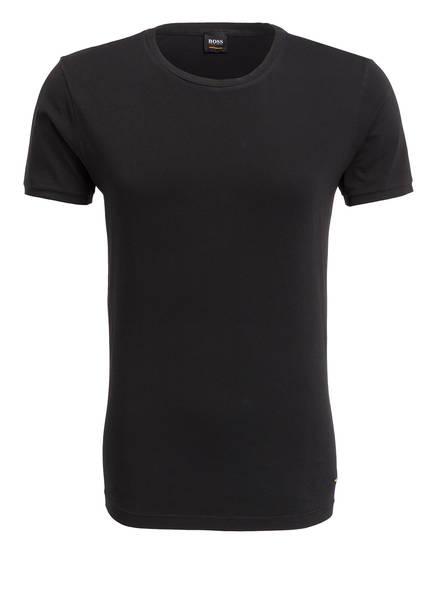 BOSS T-Shirt TROY, Farbe: SCHWARZ (Bild 1)