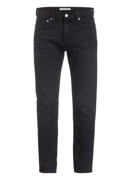 Calvin Klein Jeans Jeans Skinny Fit, Farbe: COPENHAGEN BLACK (Bild 1)