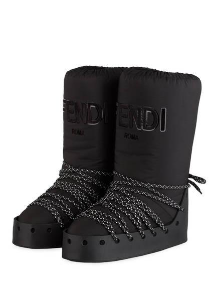 FENDI Boots, Farbe: SCHWARZ (Bild 1)