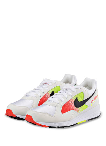 Nike Sneaker AIR SKYLON II, Farbe: WEISS/ NEONORANGE/ NEONGELB (Bild 1)