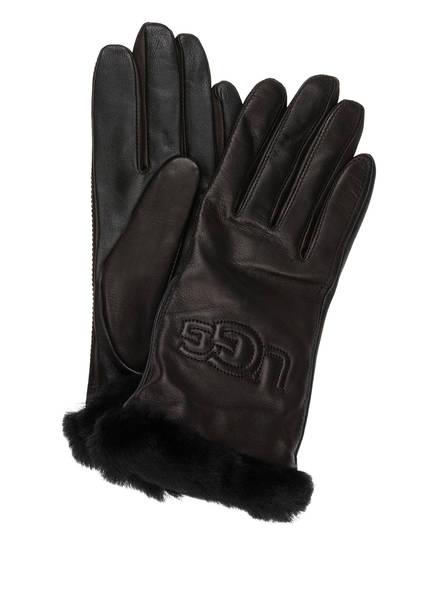 UGG Handschuhe , Farbe: SCHWARZ (Bild 1)
