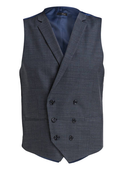 PAUL Kombi-Weste Extra Slim Fit, Farbe: 360 SMOKE BLUE (Bild 1)