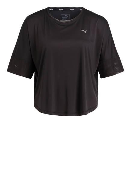 PUMA T-Shirt EXPLOSIVE, Farbe: SCHWARZ (Bild 1)