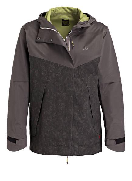 VAUDE Outdoor-Jacke GREEN CORE 3L, Farbe: GRAU (Bild 1)