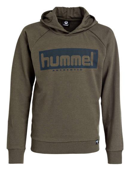 hummel Hoodie CHAD, Farbe: OLIV (Bild 1)