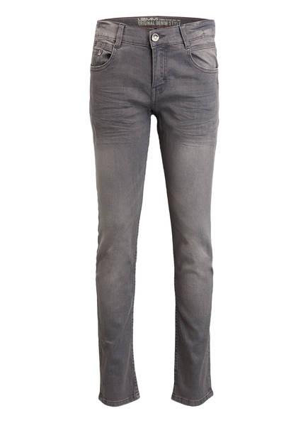LEMMI Jeans Tight Fit Mid, Farbe: GREY DENIM GRAY (Bild 1)