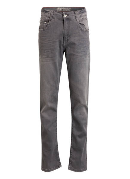 LEMMI Jeans Tight Fit Big, Farbe: GREY DENIM GRAY (Bild 1)