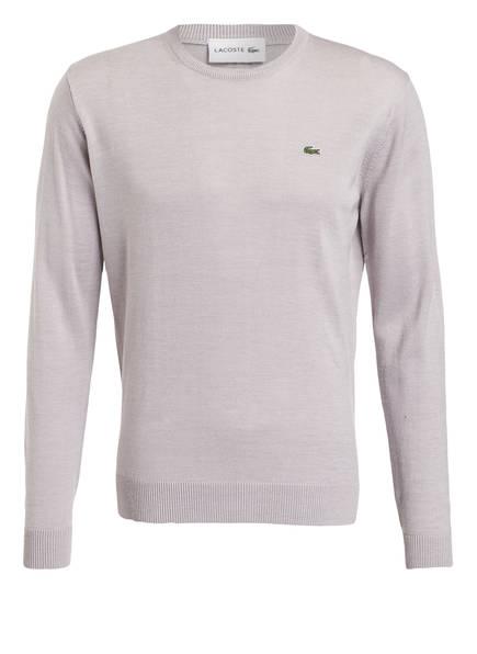 wholesale dealer 974a7 3b716 Lacoste Pullover grau | Kleidung günstig kaufen | foccz.com