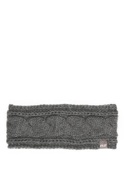 Hot Stuff Stirnband LIESEL, Farbe: DUNKELGRAU (Bild 1)