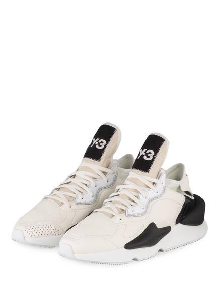 Y-3 Sneaker KAIWA, Farbe: CREME/ SCHWARZ (Bild 1)