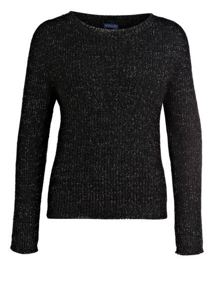 DARLING HARBOUR Pullover, Farbe: SCHWARZ/ SILBER (Bild 1)