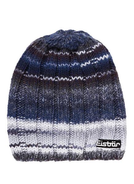 Eisbär Mütze RENZO, Farbe: DUNKELBLAU/ GRAU (Bild 1)