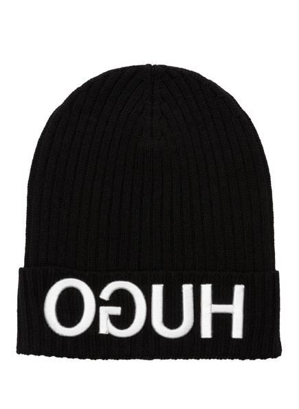 HUGO Mütze , Farbe: SCHWARZ (Bild 1)