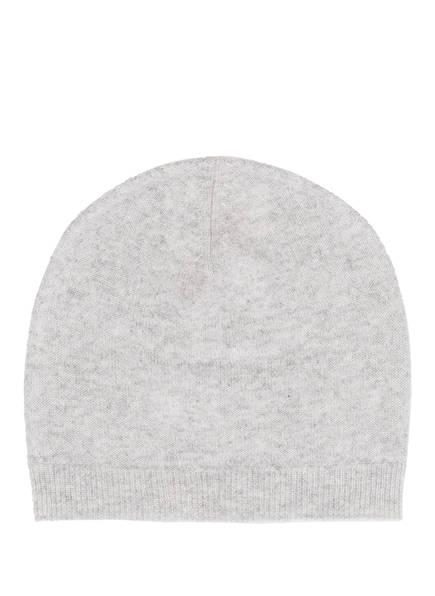 lilienfels Cashmere-Mütze, Farbe: HELLGRAU  (Bild 1)