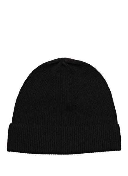 lilienfels Cashmere-Mütze, Farbe: SCHWARZ (Bild 1)