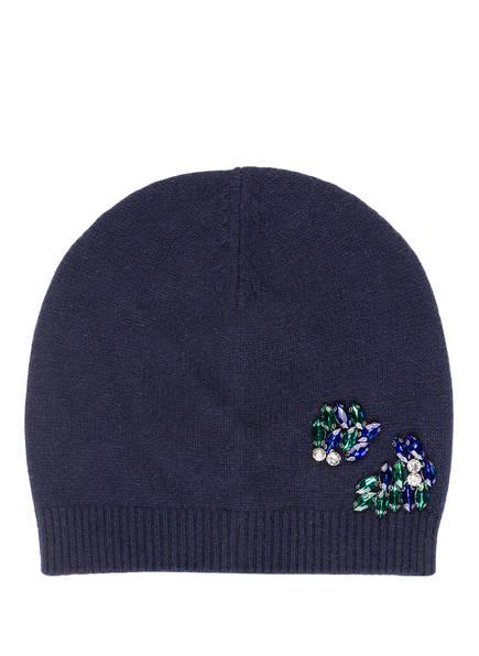 lilienfels Cashmere-Mütze, Farbe: NAVY (Bild 1)