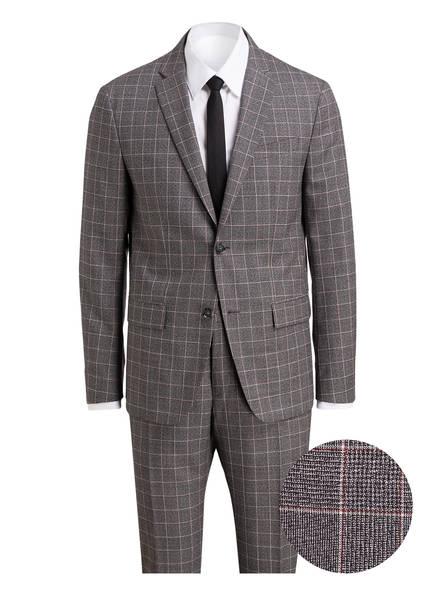 anzug slim fit von calvin klein bei breuninger kaufen  calvin klein anzug slim fit, farbe grau (bild 2)