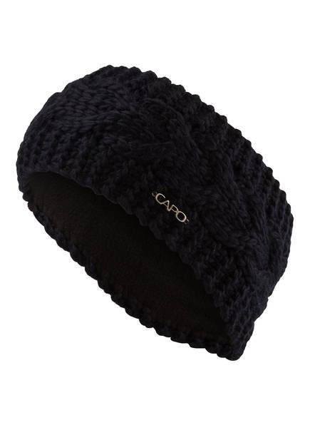 CAPO Stirnband FLORA , Farbe: MARINE (Bild 1)