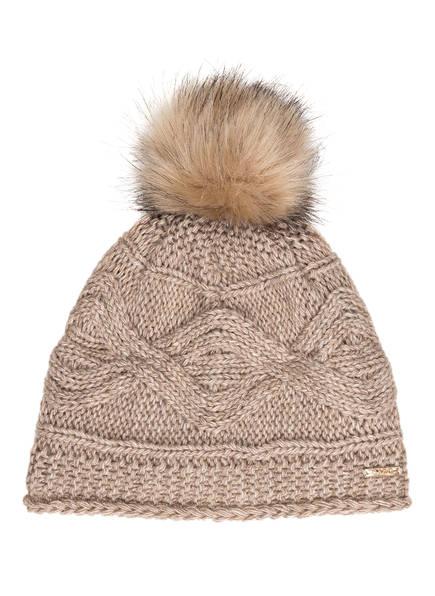 CAPO Mütze CHALET, Farbe: BEIGE (Bild 1)