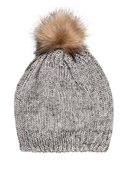 CAPO Mütze GLAMOUR, Farbe: SILBER (Bild 1)