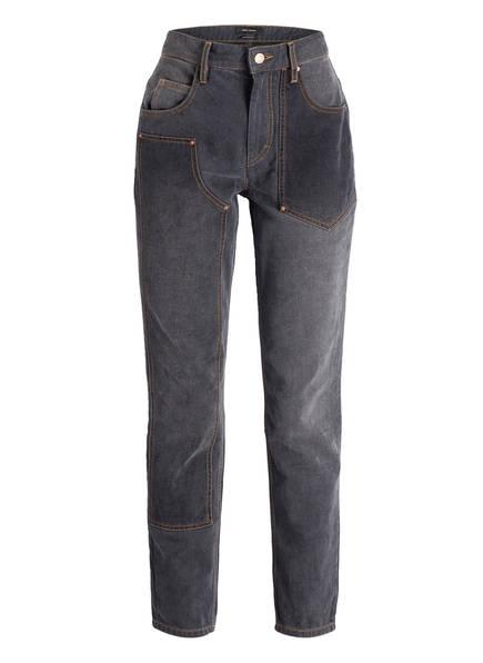ISABEL MARANT 7/8-Jeans , Farbe: SCHWARZ (Bild 1)