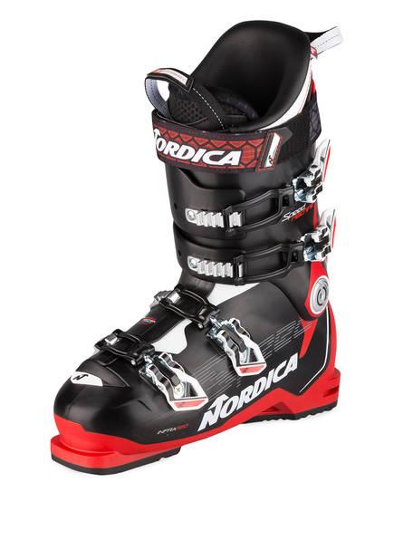 NORDICA Skischuhe SPEEDMACHINE 110 X , Farbe: SCHWARZ/ ROT/ WEISS (Bild 1)