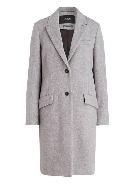 SET Mantel, Farbe: GRAU (Bild 1)