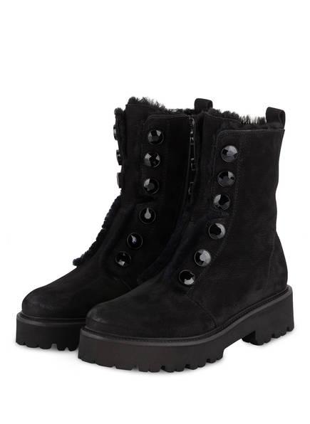 KENNEL & SCHMENGER Boots BOBBY , Farbe: SCHWARZ (Bild 1)